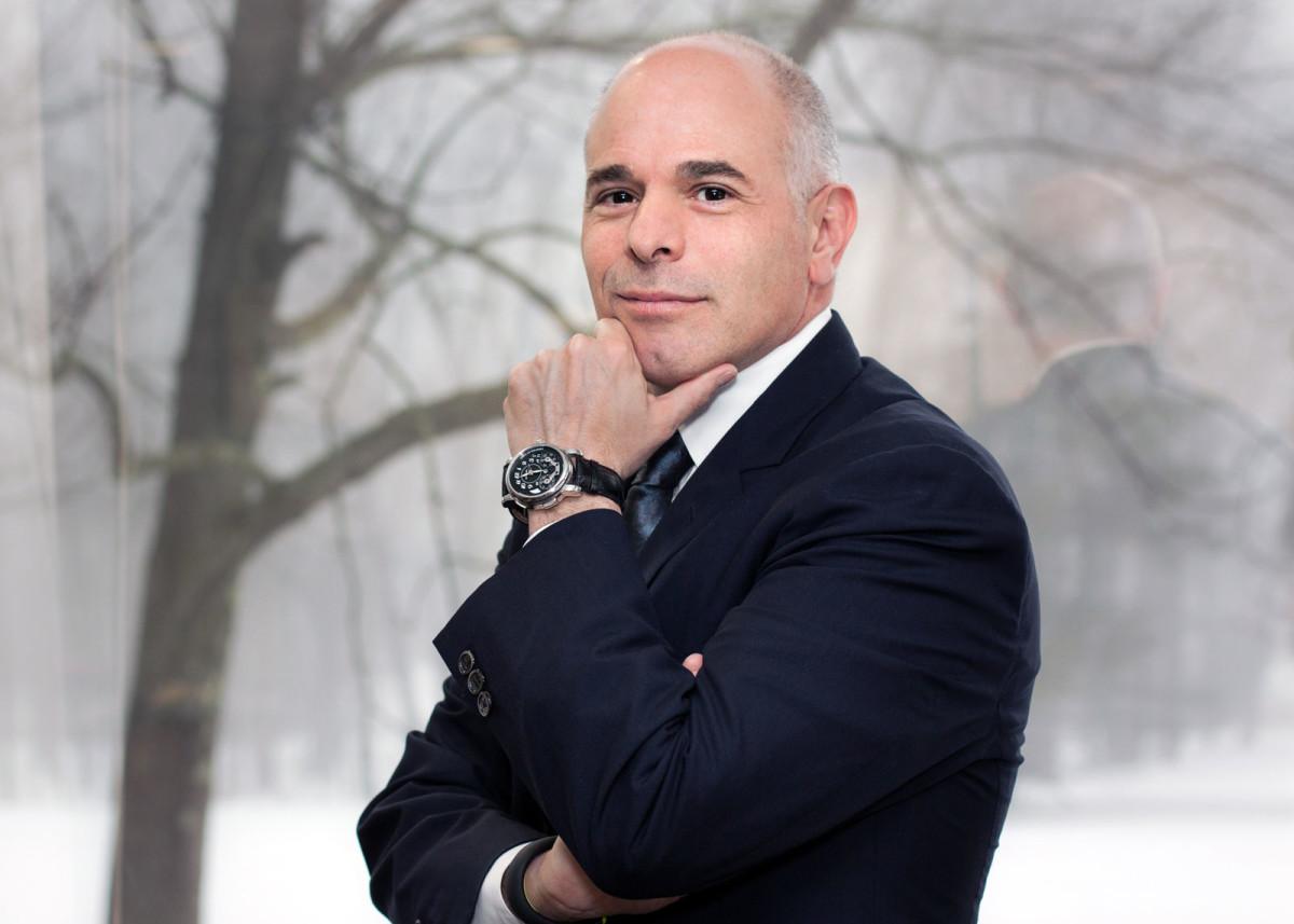 Mike Giannattasio, CEO of Montblanc