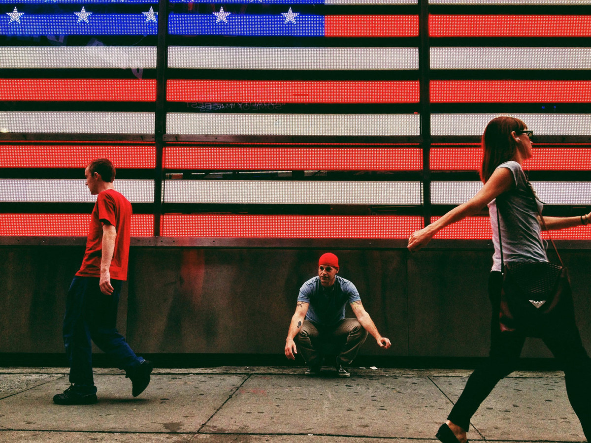 The American Dance