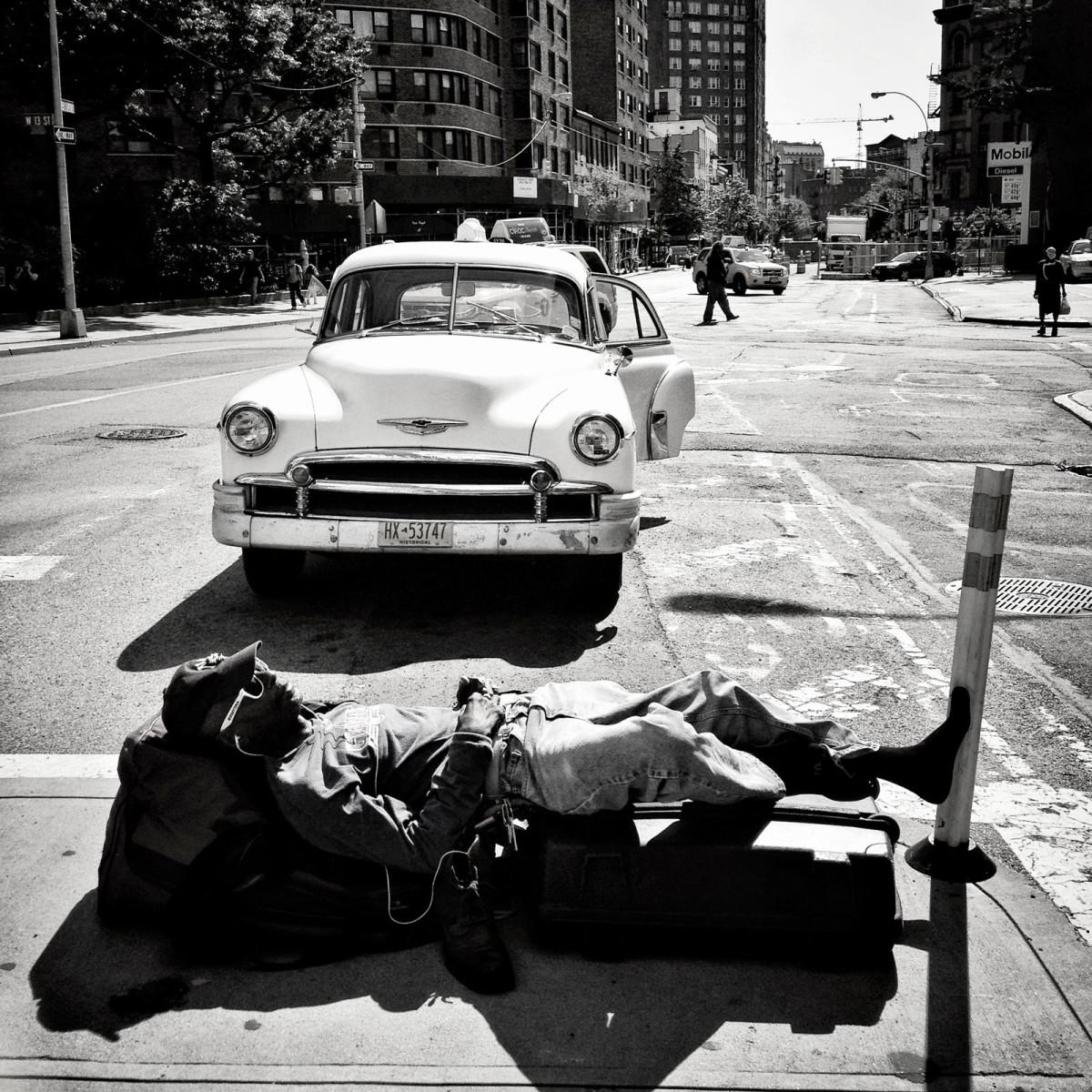 Basking to the Rhythm of New York