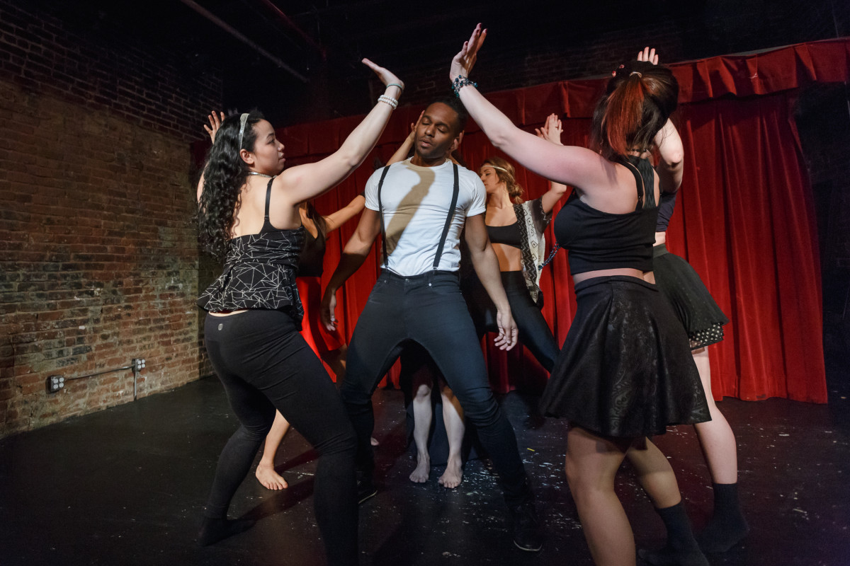 Dance at The Producers Club NYC 2