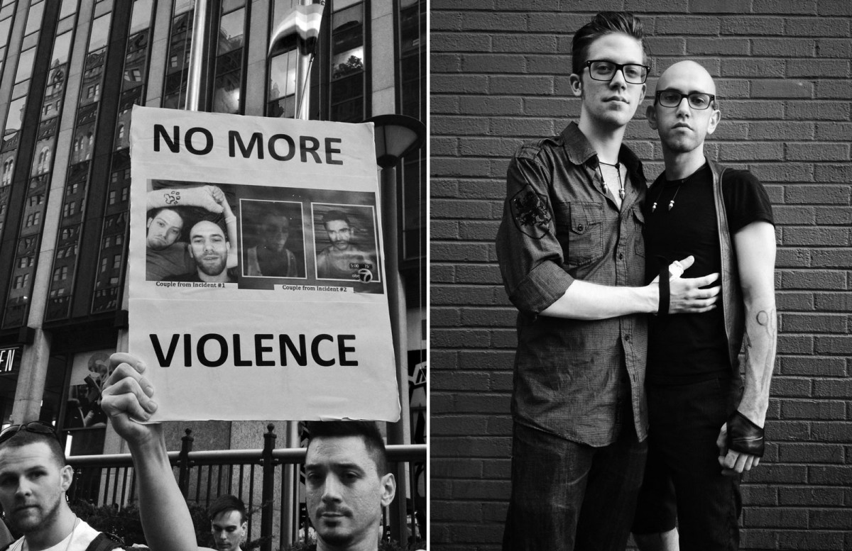 Photojournalism: Against Gay Violence