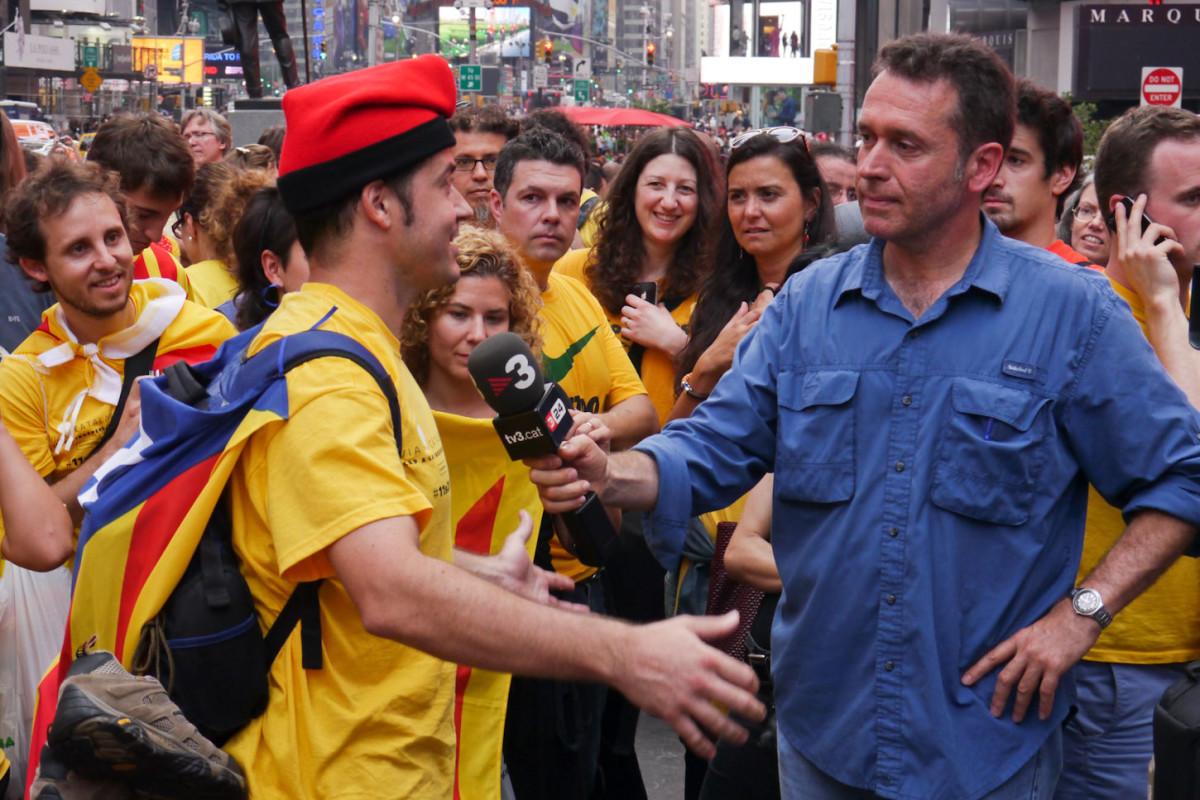 Photojournalism Via Catalana
