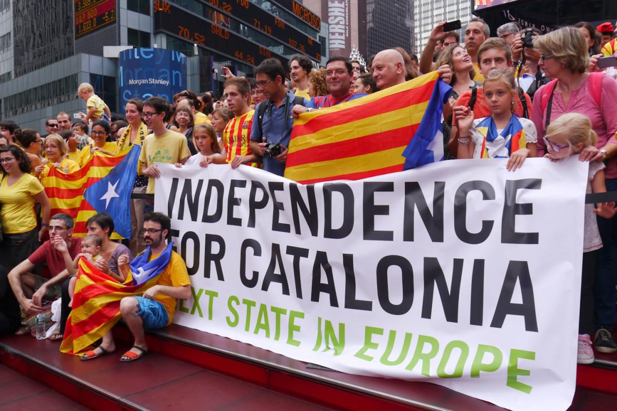 Photojournalism Via Catalana in NYC