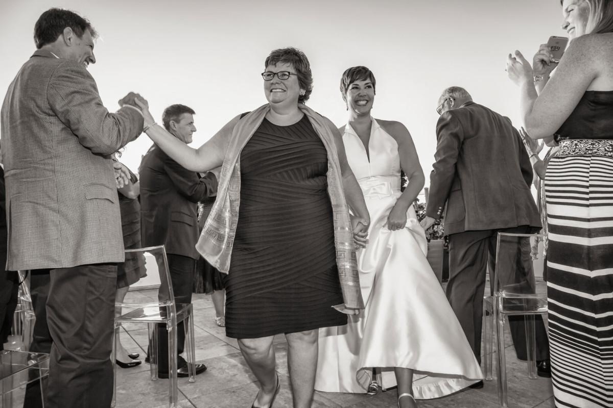 Dawn and PJ wedding