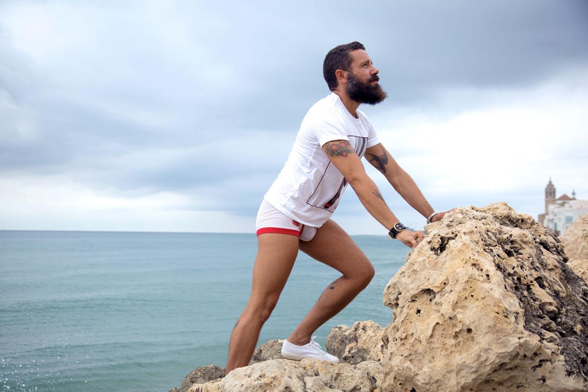 Gerardo in Sitges